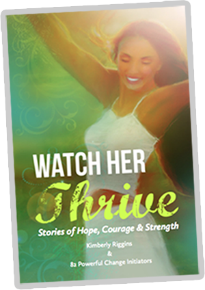 Watch Her Thrive Book Cover